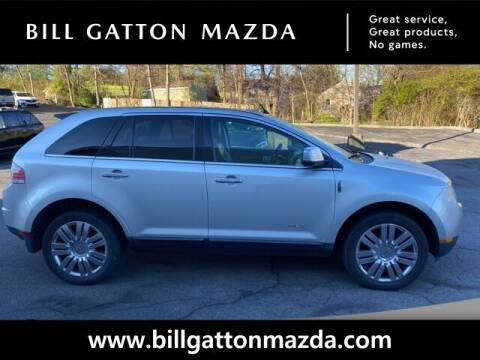 2010 Lincoln MKX for sale at Bill Gatton Used Cars - BILL GATTON ACURA MAZDA in Johnson City TN