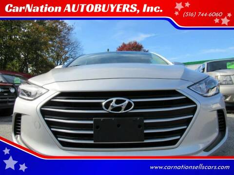 2017 Hyundai Elantra for sale at CarNation AUTOBUYERS Inc. in Rockville Centre NY