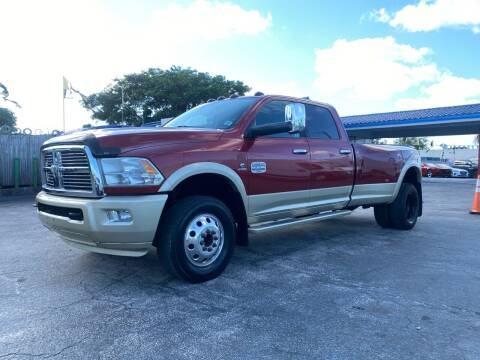 2012 RAM Ram Pickup 3500 for sale at ELITE AUTO WORLD in Fort Lauderdale FL
