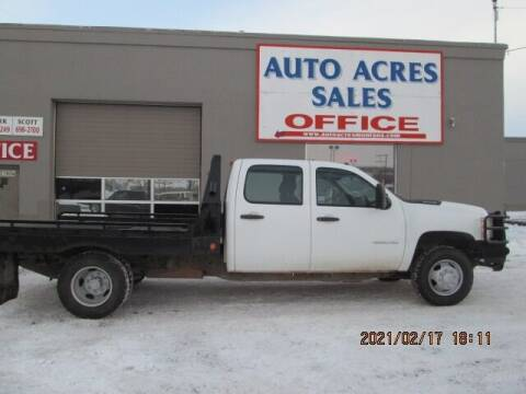 2012 Chevrolet Silverado 3500HD for sale at Auto Acres in Billings MT