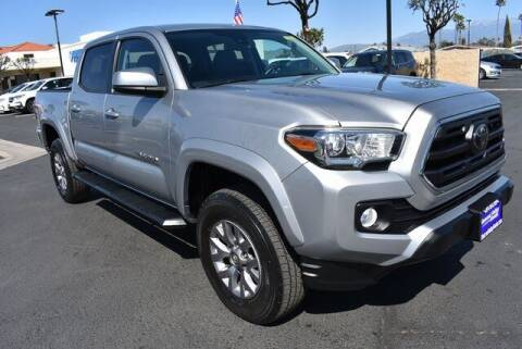 2018 Toyota Tacoma for sale at DIAMOND VALLEY HONDA in Hemet CA