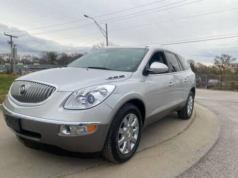 2011 Buick Enclave for sale at Xtreme Auto Mart LLC in Kansas City MO