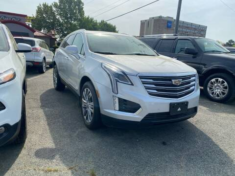 2017 Cadillac XT5 for sale at City to City Auto Sales in Richmond VA