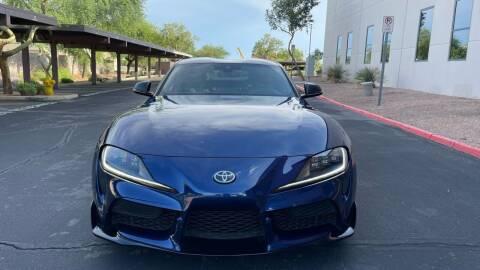2020 Toyota GR Supra for sale at Autodealz in Tempe AZ
