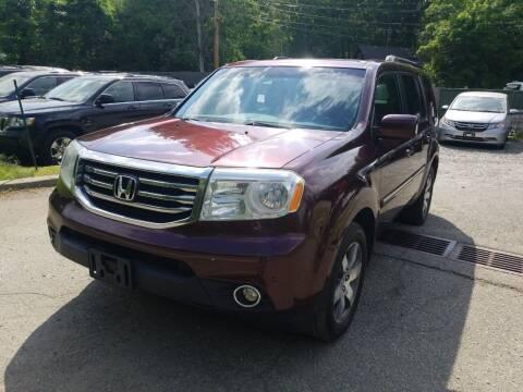 2013 Honda Pilot for sale at AMA Auto Sales LLC in Ringwood NJ