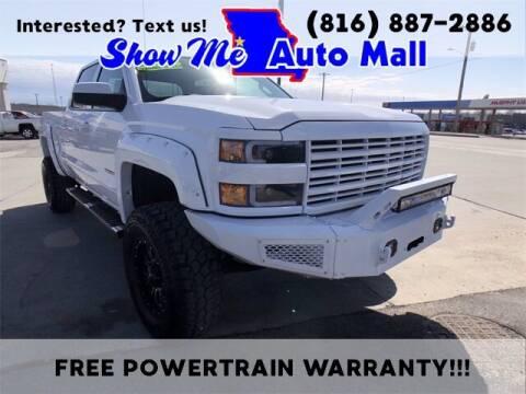 2016 Chevrolet Silverado 2500HD for sale at Show Me Auto Mall in Harrisonville MO
