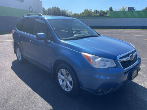 2015 Subaru Forester for sale at South Shore Auto Mall in Whitman MA