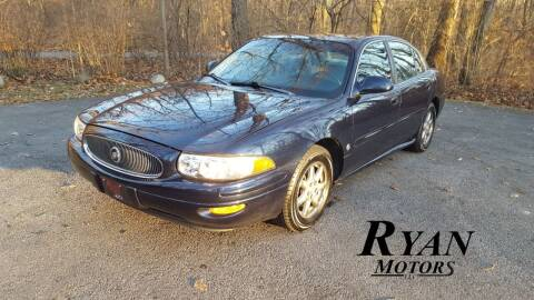 2005 Buick LeSabre for sale at Ryan Motors LLC in Warsaw IN