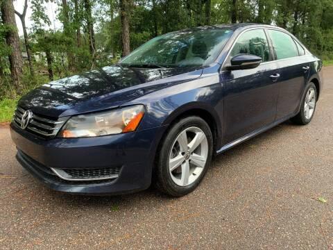 2012 Volkswagen Passat for sale at Next Autogas Auto Sales in Jacksonville FL