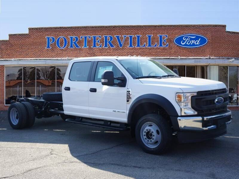 2021 Ford F-550 Super Duty for sale in Porterville, CA