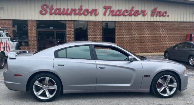 2014 Dodge Charger for sale at STAUNTON TRACTOR INC in Staunton VA
