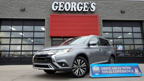 2019 Mitsubishi Outlander for sale at George's Used Cars - Pennsylvania & Allen in Brownstown MI