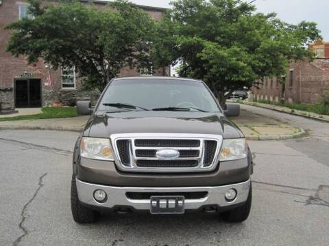 2008 Ford F-150 for sale at EBN Auto Sales in Lowell MA