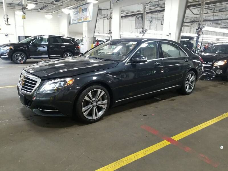 2017 Mercedes-Benz S-Class for sale at CAR UZD in Miami FL