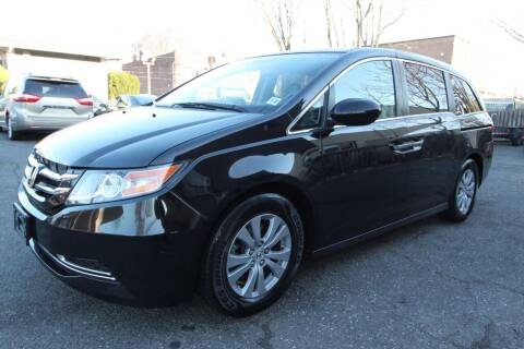 2017 Honda Odyssey for sale at AA Discount Auto Sales in Bergenfield NJ