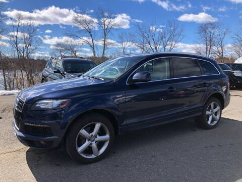 2014 Audi Q7 for sale at Top Line Import of Methuen in Methuen MA