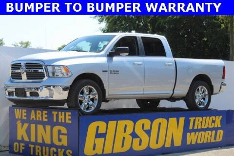 2018 RAM Ram Pickup 1500 for sale at Gibson Truck World in Sanford FL