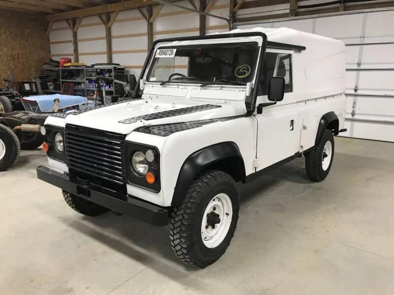 1986 Land Rover Defender for sale at Platinum Auto Group in La Grange KY