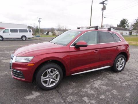 2019 Audi Q5 for sale at DUNCAN SUZUKI in Pulaski VA