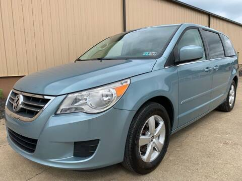 2009 Volkswagen Routan for sale at Prime Auto Sales in Uniontown OH