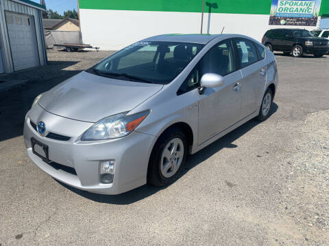 2010 Toyota Prius for sale at Independent Auto Sales #2 in Spokane WA