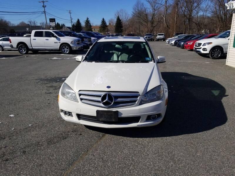 2010 Mercedes-Benz C-Class for sale at AutoConnect Motors in Kenvil NJ