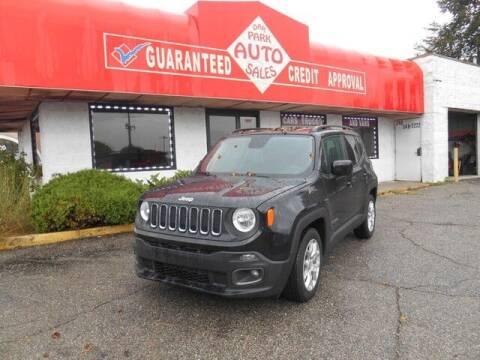 2018 Jeep Renegade for sale at Oak Park Auto Sales in Oak Park MI