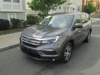 2017 Honda Pilot for sale at Boston Auto Sales in Brighton MA