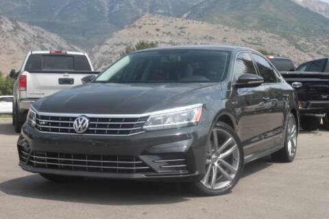 2017 Volkswagen Passat for sale at REVOLUTIONARY AUTO in Lindon UT
