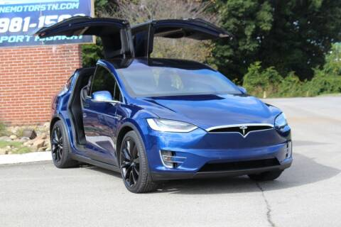 2016 Tesla Model X for sale at Skyline Motors in Louisville TN