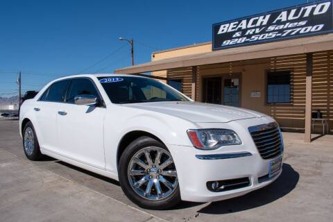 2013 Chrysler 300 for sale at Beach Auto and RV Sales in Lake Havasu City AZ