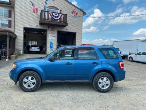 2010 Ford Escape for sale at Upstate Auto Sales Inc. in Pittstown NY