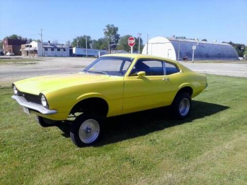 1971 Ford Maverick for sale at Classic Car Deals in Cadillac MI