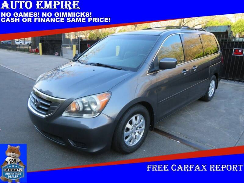 2010 Honda Odyssey for sale at Auto Empire in Brooklyn NY