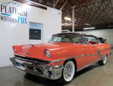 1956 Mercury Monterey for sale at Platinum Motors in Portland OR