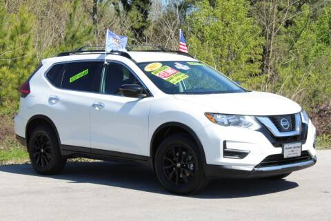 2017 Nissan Rogue for sale at McMinn Motors Inc in Athens TN