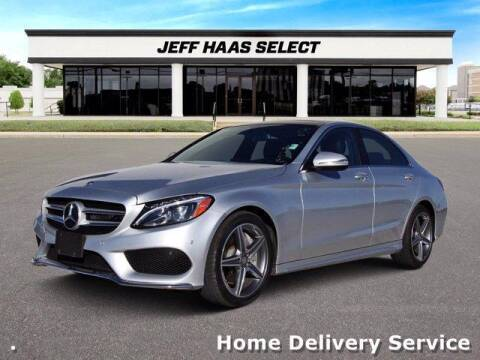 2015 Mercedes-Benz C-Class for sale at JEFF HAAS MAZDA in Houston TX