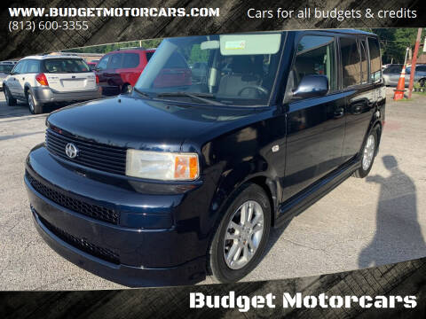 2005 Scion xB for sale at Budget Motorcars in Tampa FL