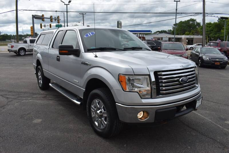 2011 Ford F-150 for sale at World Class Motors in Rockford IL