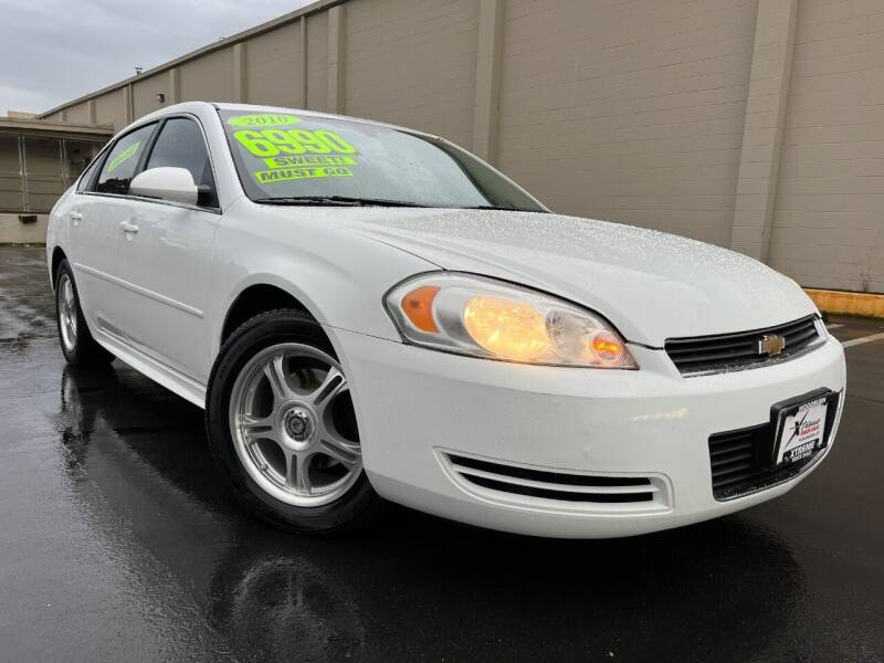 2010 Chevrolet Impala for sale at Xtreme Truck Sales in Woodburn OR