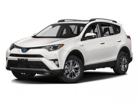 2016 Toyota RAV4 Hybrid for sale at Smart Motors in Madison WI