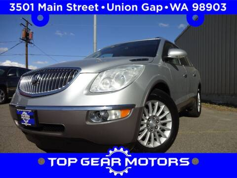 2009 Buick Enclave for sale at Top Gear Motors in Union Gap WA