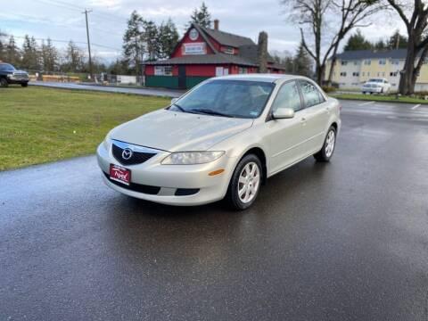 2005 Mazda MAZDA6 for sale at Apex Motors Parkland in Tacoma WA