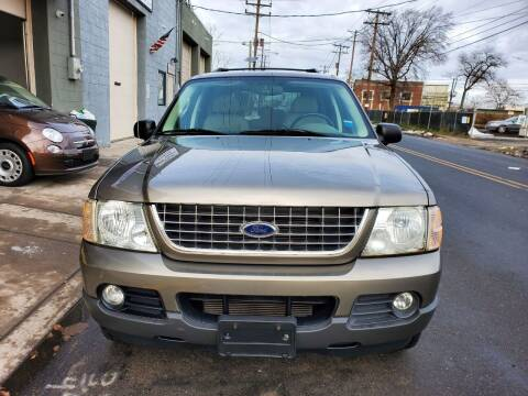 2003 Ford Explorer for sale at SUNSHINE AUTO SALES LLC in Paterson NJ
