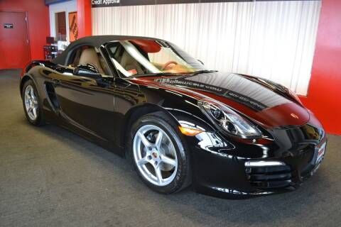 2013 Porsche Boxster for sale at Prestige Motorcars in Warwick RI