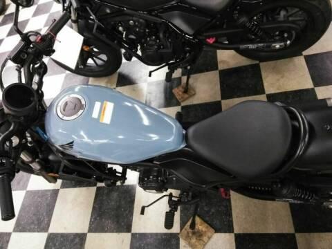 2019 Honda CMX300 Rebel for sale at Irv Thomas Honda Suzuki Polaris in Corpus Christi TX
