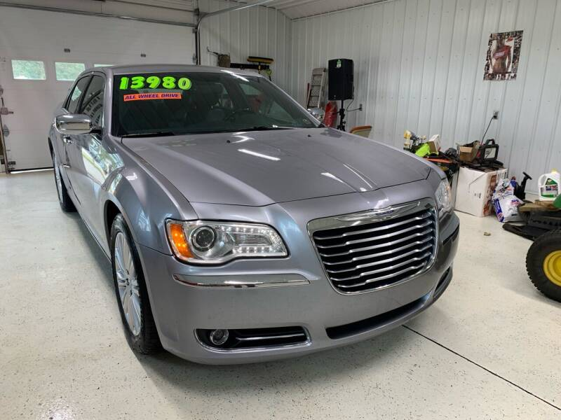 2014 Chrysler 300 for sale at SMS Motorsports LLC in Cortland NY