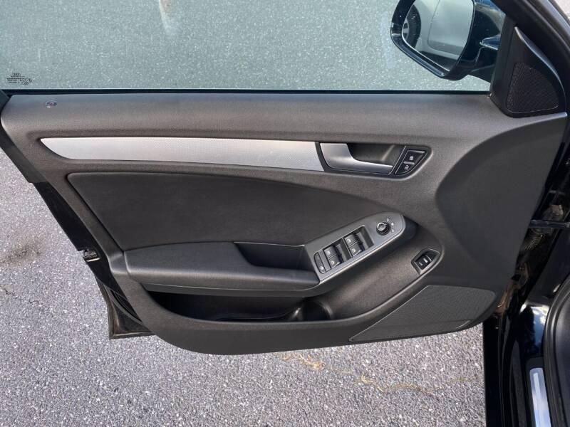 2012 Audi A4 AWD 2.0T quattro Premium 4dr Sedan 8A - Harrisonburg VA