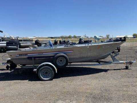1987 Gregor SeaHawk III for sale at SOUTHERN IDAHO RV AND MARINE - Used Boats in Jerome ID