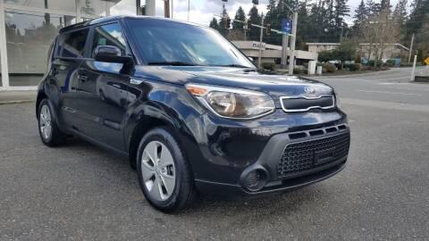2016 Kia Soul for sale at Seattle's Auto Deals in Everett WA